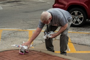 aficionado drone