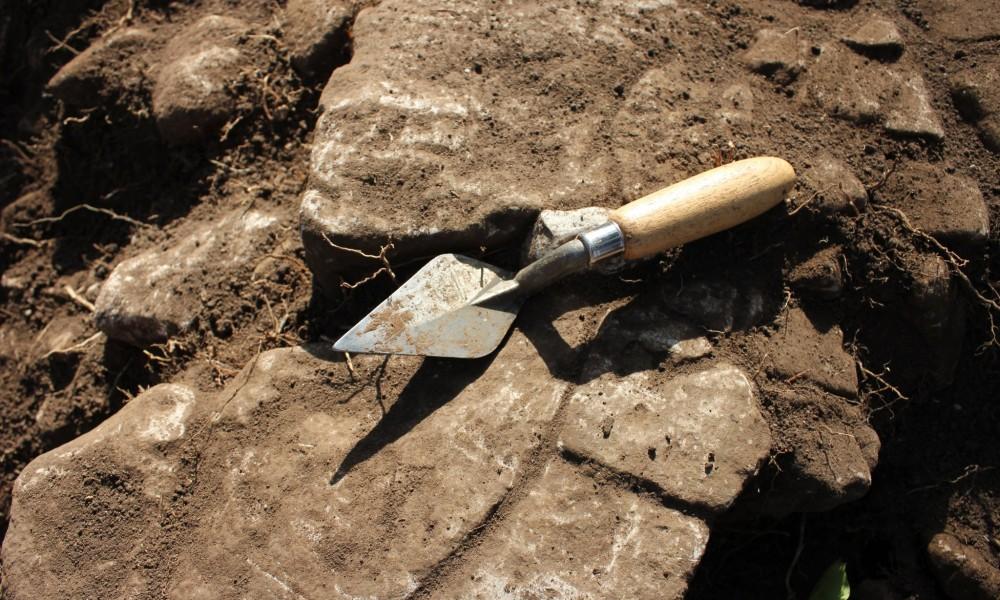 Drones y arqueología