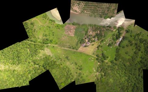 Drones y conservación