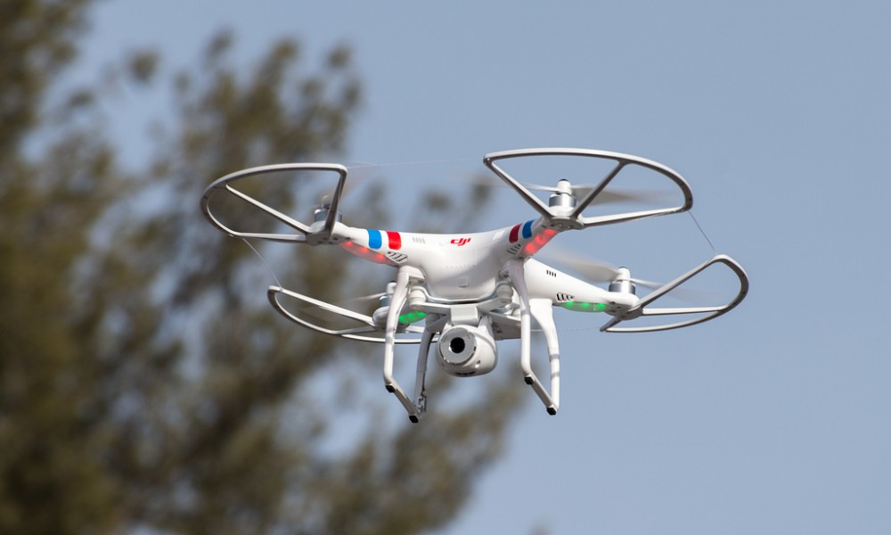 DJI Drones chinos