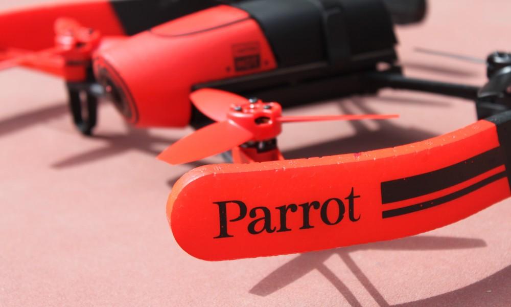 Parrot_Bebop-Todrone