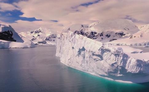 Antartica-ToDrone