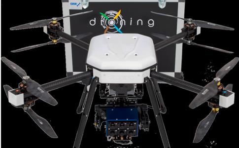 Droning-DE820-ToDrone