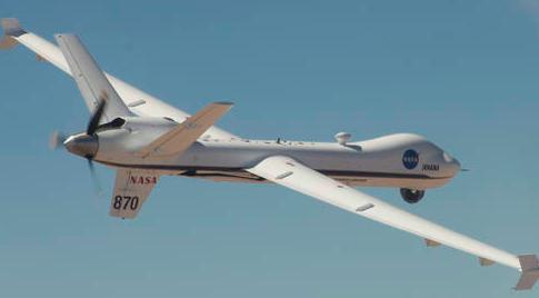 Ikhana NASA ToDrone