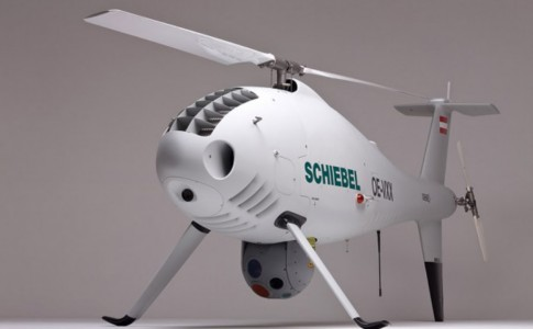 CAMCOPTER S100 ToDrone