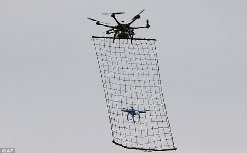 Drone Police ToDrone