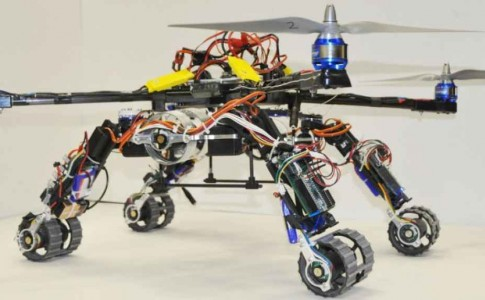 Dron Robot ToDrone
