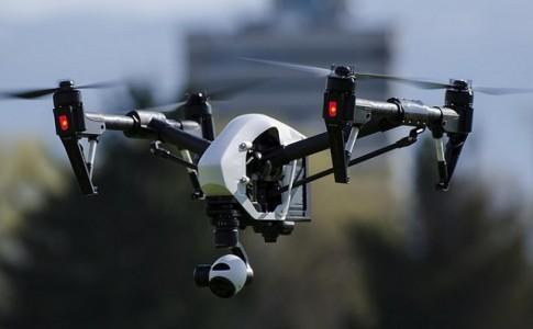 dron multirotor