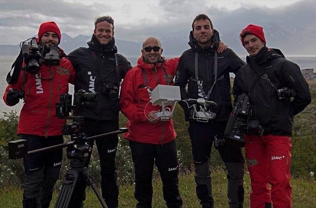 expedición Antártida