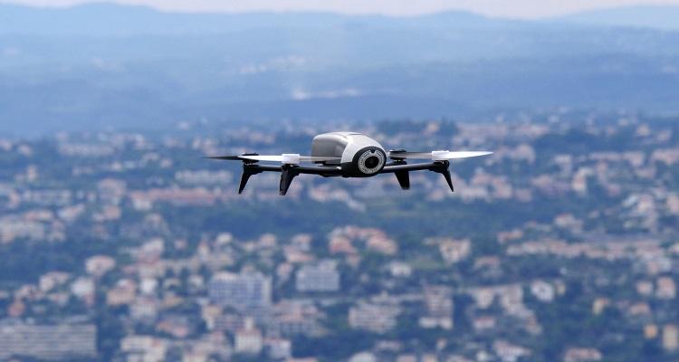 Bepop Drone 2 Parrot