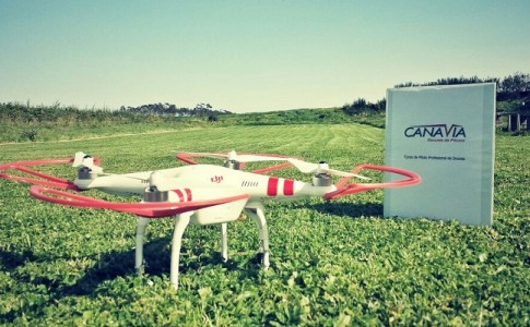dron DJI Canavia