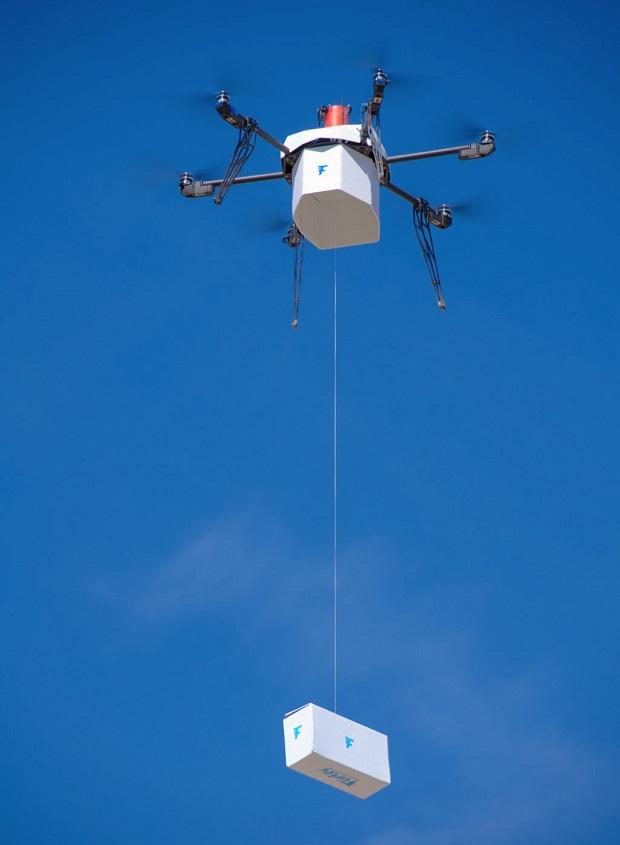 Drone Flirtey 2