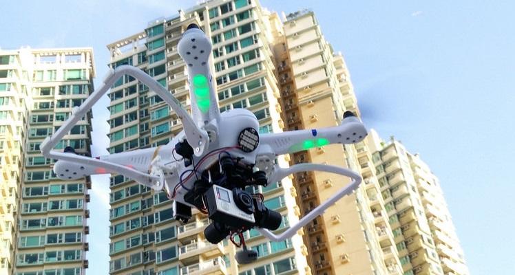 drone Goldman Sachs