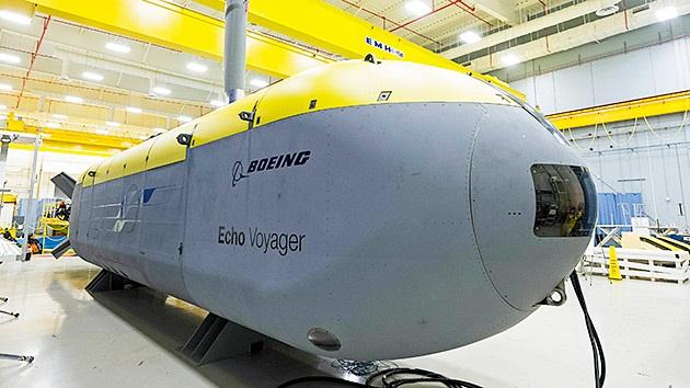Echo Voyager Boeing