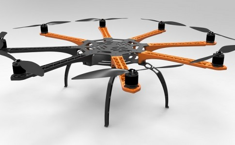 octocopter Airk