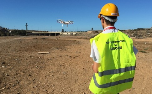 piloto profesional de drones