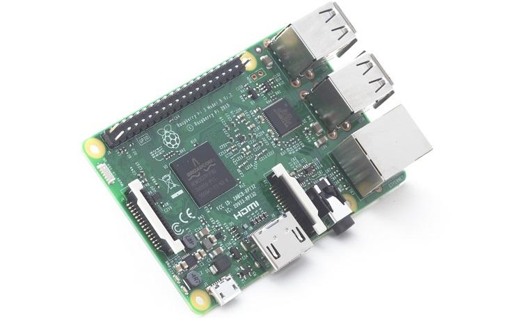 crear dron Raspberry Pi 3