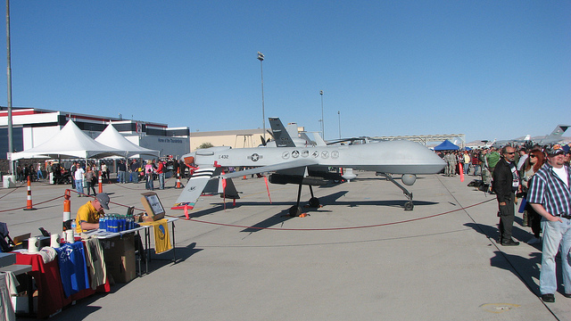 UAV militar
