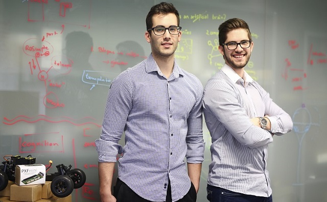 hermanos Mayoral Erle Robotics