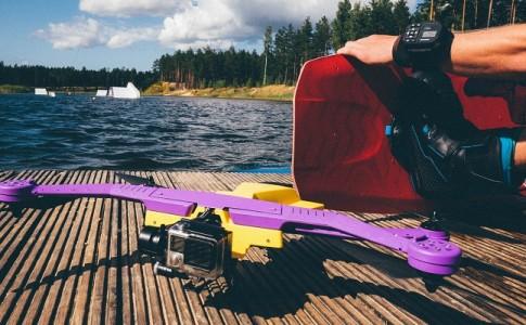 dron AirDog