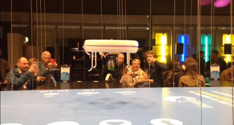 Bar dron Blue Jay