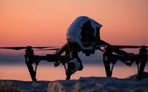 dron batería