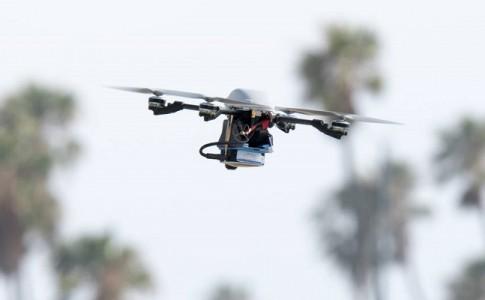 Dron UTM