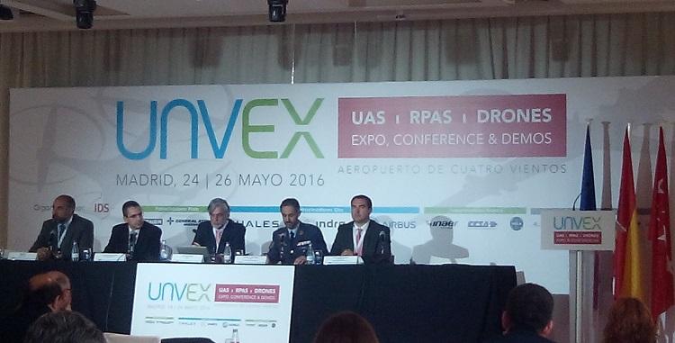 Conferencia Infraestructuras Emergencias UNVEX