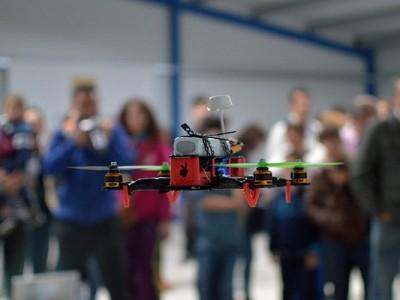 AUVSI-dron