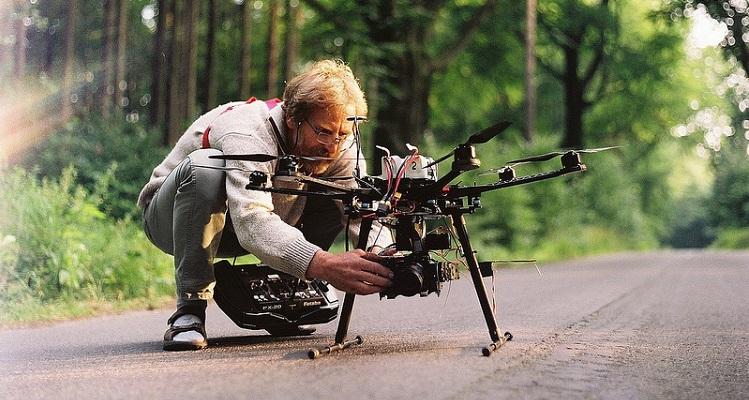 Dron cine