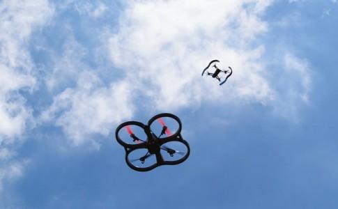 pais que mas invierte en drones