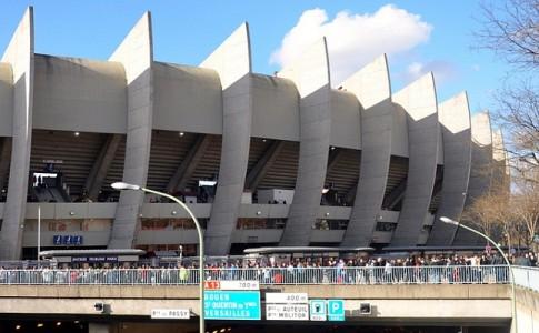 Estadio París Francia