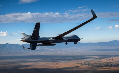Predator B Big Wing General Atomics