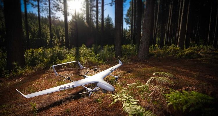 Altiuas Transition dron