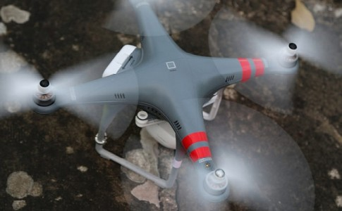 Dron Phantom DJI