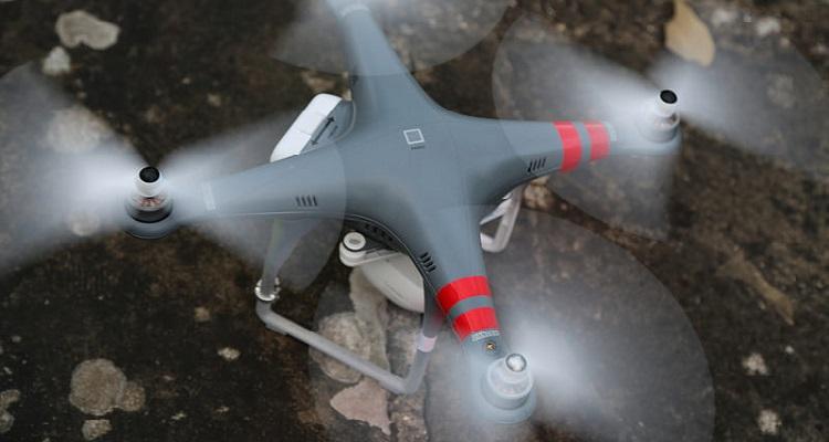 Dron Phantom DJI