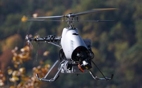 Dron de Near Earth