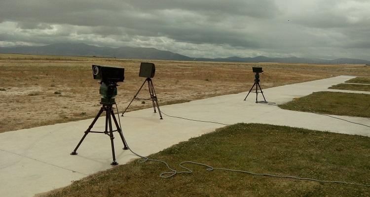 sistema de detección de drones Thales