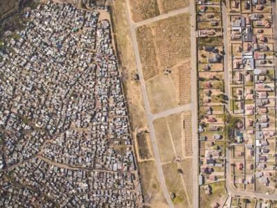 Apartheid Sudáfrica vista dron 2
