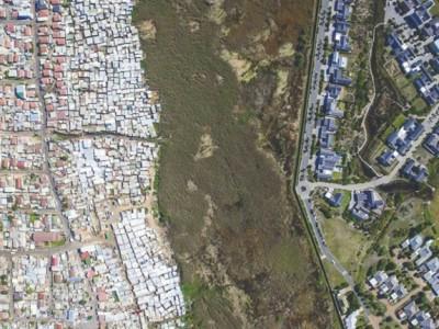 Apartheid Sudáfrica vista dron 5