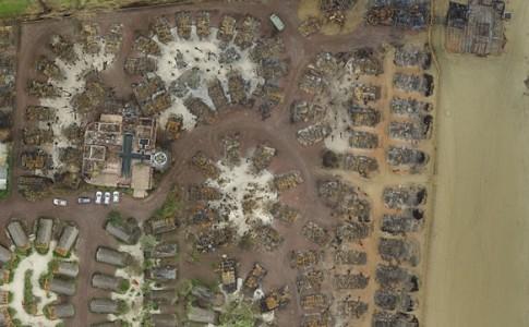 mapeo 3D Dronotec DroneDeploy aseguradora