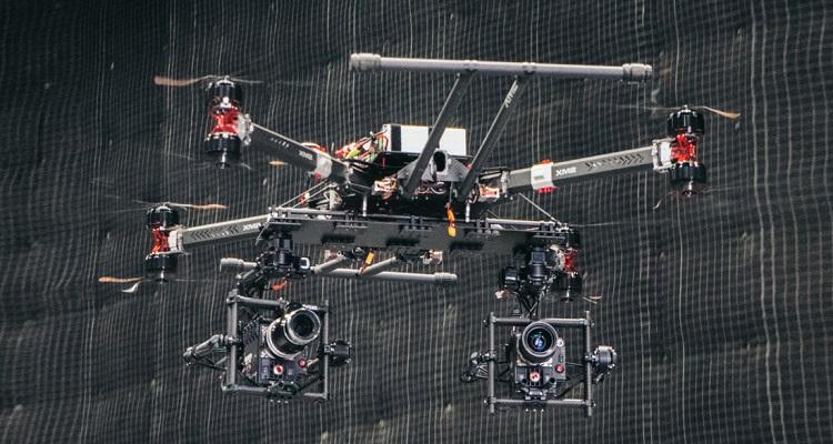 Drone Corea Gryphon Dynamics