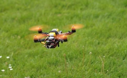 drone vacaciones