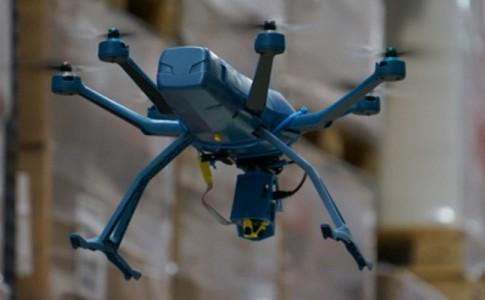 Eyesee Drone Hardis Group logística