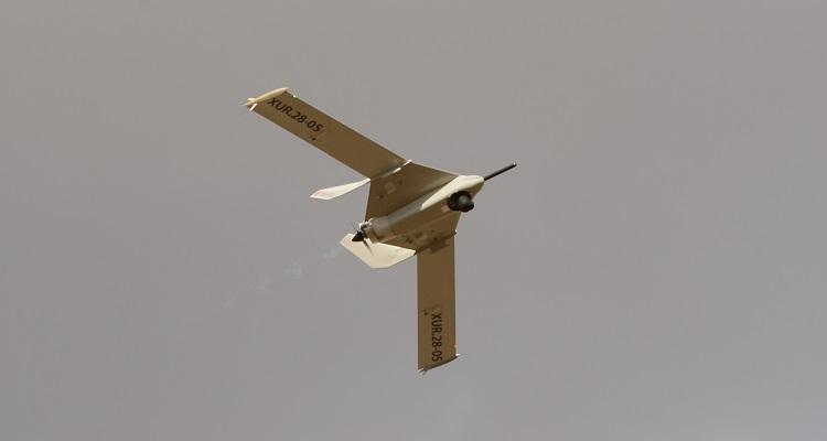 Thales Fulmar X drone