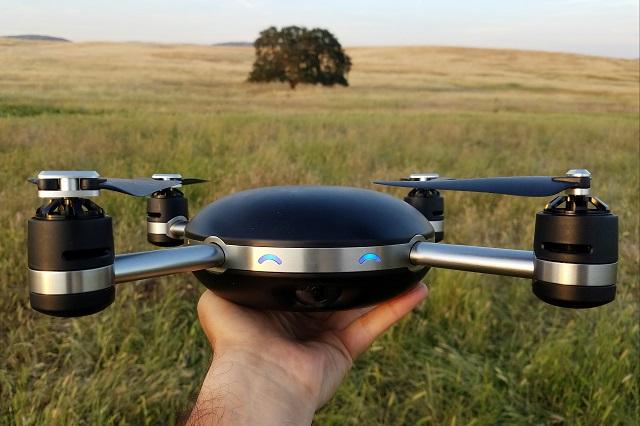 Lily dron cámara