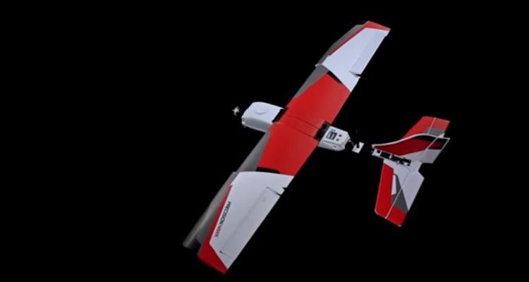Lancaster 5 PrecisionHawk drone