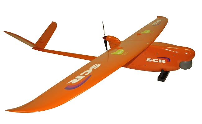 UAV Tucán SCR