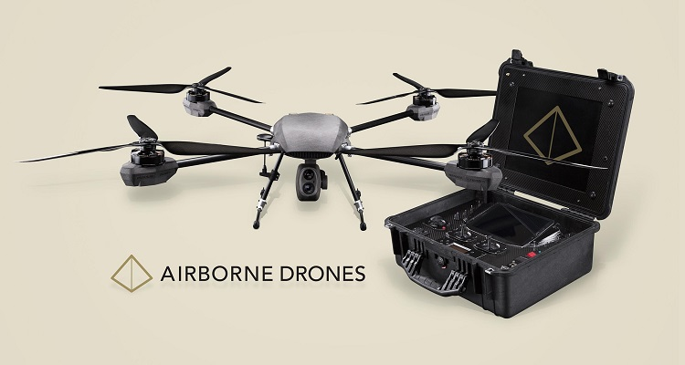 Vanguard Airborne Drones