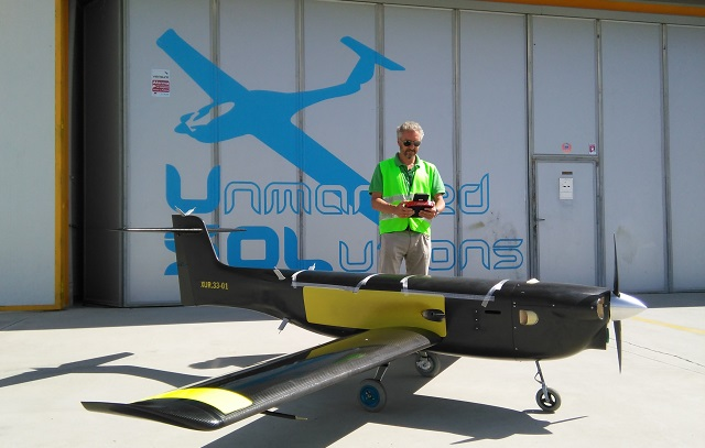 K50 Unmanned Solutions drone